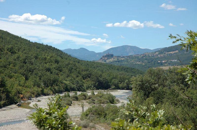 River Taro Valley